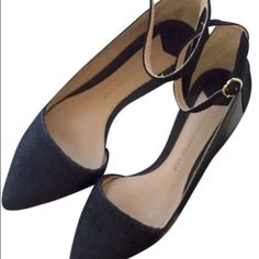 Derek Lam 10 Crosby Ponyhair D'Orsay Flats in China sale 100% original buy cheap 2015 lowest price for sale 7GRs9W