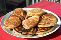A Frenchie In London : Pancakes vegan et peu caloriques !