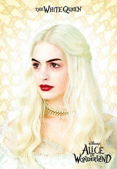 """Anne Hathaway - """"White Queen"""" (2010)"""