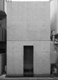 Casa Azuma. Tadao Ando. 1976