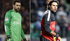 Salvatore Sirigu - Hottest Italian football players at Brazil World Cup 2014 - Salvatore Sirigu  Age: 27 Team: Paris Saint-Germain Position: Goalkeeper