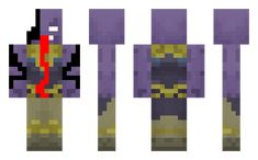 Venom Thanos skin for Minecraft Minecraft Skins, Venom, Art, Art Background, Kunst, Performing Arts