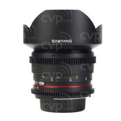 Samyang (7671) 14mm T3.1 VDSLR Lens - Canon fit