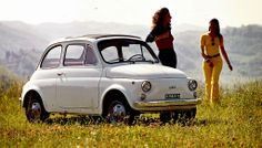 Fiat 500. Gorgeous little car