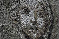 Mosaic from Cupola, inside St. Peter's Basilica. Vatican City.
