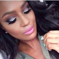 Gorgeous makeup idea #makeup #onpoint eyebrows on fleek                                                                                                                                                     More