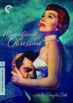 If this movie poster doesn't scream lush Douglas Sirk/Ross Hunter 1950s melodrama, then what else would...?