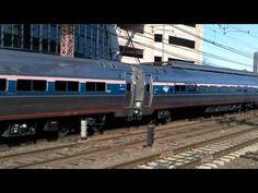 Amtrak ish.