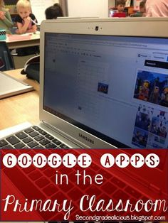 Google Apps or GAFE can be used successfully in the primary classroom!