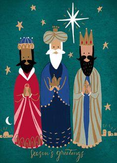 Illustration Photo, Greeting Card Companies, Christmas Art, Retro Christmas, Beautiful Christmas, Xmas, Merry Christmas Ya Filthy Animal, Wildlife Paintings, Popular Artists