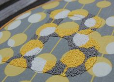 french knot B slanted by 14countess, via Flickr