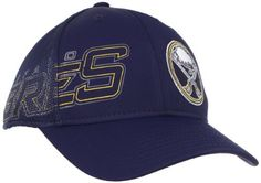 NHL Buffalo Sabres Structured Mesh Flex Fit Hat adidas. $11.22