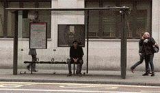 Bus Stop Shenanigans