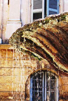 [AIX EN PROVENCE]     Fountain in Aix en Provence / Fontaine à Aix en Provence