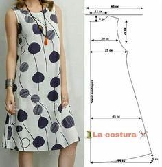 Fashion Sewing, Diy Fashion, Fashion Outfits, Dress Sewing Patterns, Clothing Patterns, Fashion Patterns, Sewing Clothes, Diy Clothes, Clothing Hacks