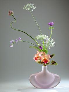 ~~Arte floral japonesa ~ ikebana by Celso Yamachita~~