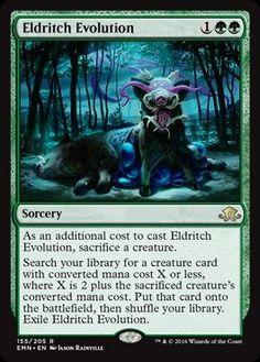Magic: the Gathering - Eldritch Evolution (155/205) - Eldritch Moon - Foil