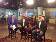 Startup Scholars Co-Chair Mo Kasti and 2015 Startup Scholars Collette Glover-Hannah (Hannah's Shoebox) and Eric Rabinovitz (LilyPad Solutions) are featured on this month's segment of Daytime!