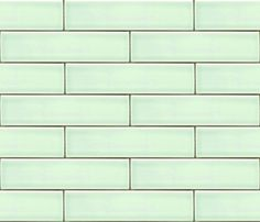 """gorgeous 2x8"""" tile from @modwalls tile in the color """"Brine"""""""