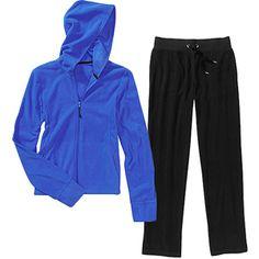 Danskin Now Women's Microfleece Separates - Choose Jacket or Pants