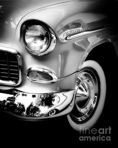 Chevy Lines - Photography by Perry Webster