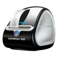 Dymo LabelWriter 450 Label Printer USB 600 x 300dpi 51 Labels Per Minute for Type 13 (Cashback Offer) From April to June 2016
