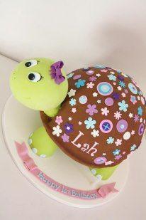 Devilish Cakes Kiama turtle cake