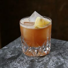Carda-rye Sour 1.5 ounces of high-proof rye 1 ounce of Cardamaro 3/4 ounce of lemon juice 1/2 ounce of simple syrup Dash of Angostura bitters Squeeze in a lemon wedge, and leave that in the drink as a garnish