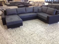 Sofa Alcantara sofa adea band alcantara grey sofa