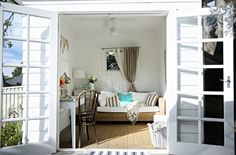 Beach cottage coastal summer house makeover