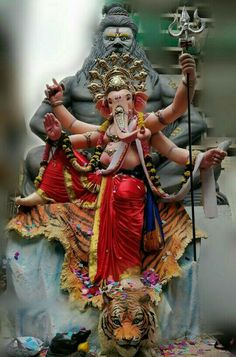 Ganpati b appa Jai Ganesh, Ganesh Idol, Ganesh Statue, Shree Ganesh, Ganesh Chaturthi Messages, Happy Ganesh Chaturthi Images, Lord Durga, Ganesh Lord, Shri Ganesh Images