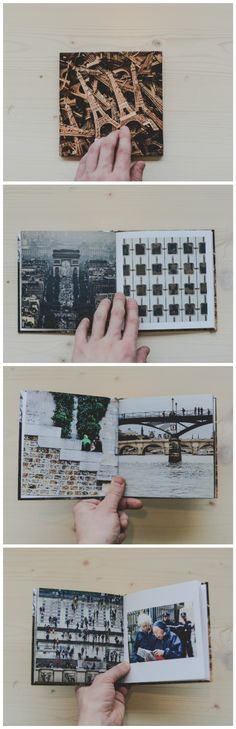 Bonjour, my little trip to Paris. Your travel fragments look best in beautiful photo books. livres photo | https://www.zoombook.com/travel-photo-books/