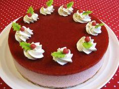 Vaniljainen mansikkajuustokakku Kermit, Pie Recipes, Pudding, Desserts, Food, Tailgate Desserts, Deserts, Essen, Puddings