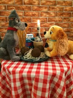 Lady and the Tramp Inspired Birthday Party Ideas | Photo 1 of 53 | Catch My Party
