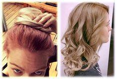 Ein tolles Vorher-Nachher Farbergebnis gefärbt von unserer Stylistin Tanja aus der Eichendorffstraße.                           Die Kundin war mit ihrer missglückten Haarfarbe nach einem unglücklichen Friseurbesuch zu uns gekommen, Tanja gab ihr bestes und konnte sie nach einer mehrstündigen Korrekturfärbung wieder zum lächeln bringen.  #Farbkorrektur #Color #StPölten #SanktPölten #TeamEichendorffstraße #FriseurStippinger #TeamStippinger #Balayage #Natural #Blond Hair Styles, Health, Make Me Smile, Hairdresser, Hair Colors, Amazing, Health Care, Hairdos, Haircut Styles