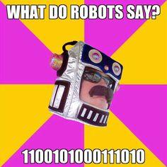 Robots guy