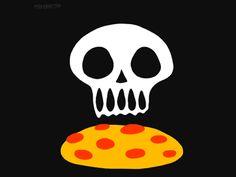 4drib-cindysuen-skull-pizza
