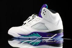 Air Jordan 5 V Grape 2013