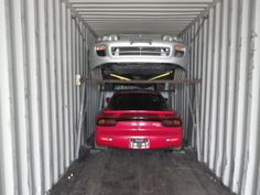 JDM Cars Container 2012 August (Supra RZ and RX7 Type R)