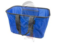 CleverMade Snap Up Shopping/Utility Tote (2 Pack)