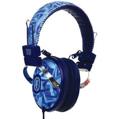 Marc Ecko On Ear Stereo Headphones with In-Line Microphone - Blue by Mizco. $29.75. THE EXHIBIT is a collaboration between 11 graffiti artists from around the world and ECKO Unlimited. A year in the making, this project represents the best of what can happen when art, commerce and Marc Ecko collide. Conceptualized by Marc Ecko, whose own association with graffiti goes back to his roots as a graffiti artist and the foundation on which Ecko Unlimited was built. The resu...