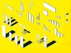 Ville de Lyon - France - 1999-2003 - Mobilier Urbain & Signalétique Design : Ruedi Baur