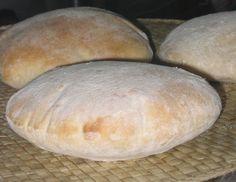 Pasteles de colores: Pan arabe - pan pita sin errores