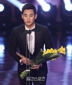 50th Baeksang Arts Awards » Kim Soo-hyun