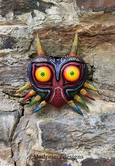 Majoras mask from the legend of zelda Rowan, Resin Art, Legend Of Zelda, Tattos, Aliens, Doodle, Masks, Nintendo, September