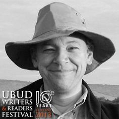 National Geographic has called Don George 'a legendary travel writer and editor'. Don has been the Global Travel Editor for Lonely Planet Publications and Travel Editor for the San Francisco Examiner & Chronicle and for Salon.com, where he founded the award-winning 'Wanderlust' site. #UWRF13 #festival