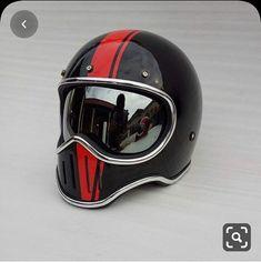 Motorcycle Helmet Design, Cafe Racer Helmet, Bobber Motorcycle, Women Motorcycle, Bobber Chopper, Retro Helmet, Vintage Helmet, Helmet Store, Bobber Helmets