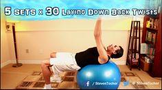 Back Ball Exercises (Yr 2 Epi 27)