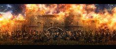 Mongol Invasion by MalteBlom.deviantart.com on @DeviantArt