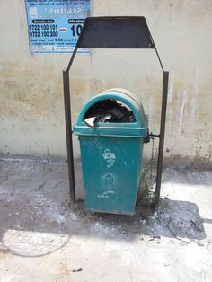 40 lts litter bins in India